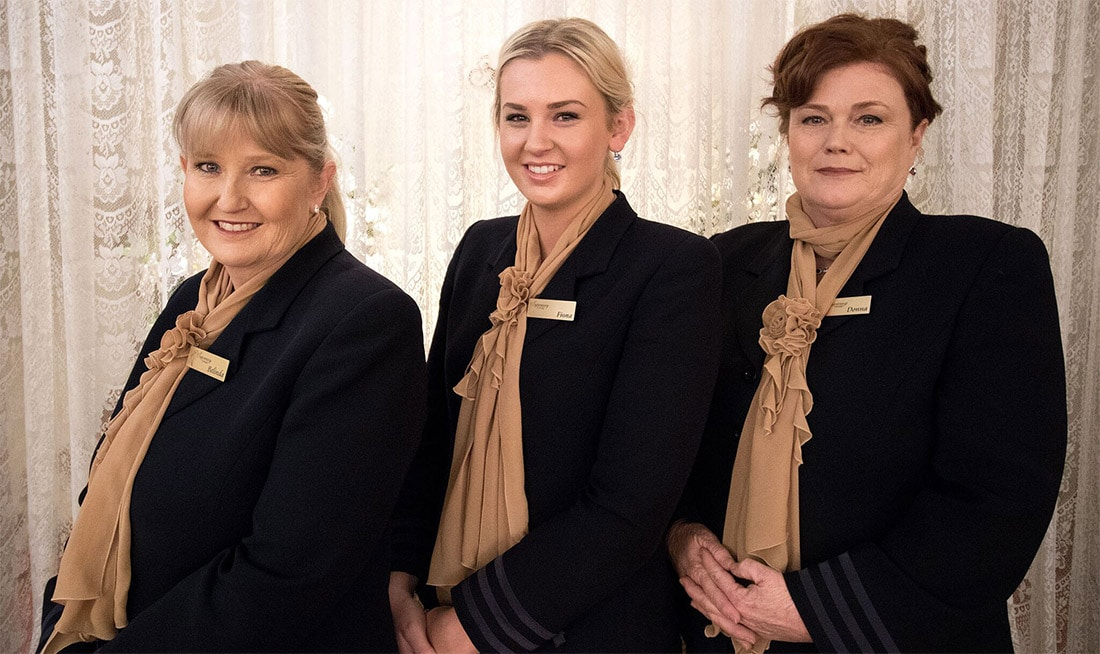 funeral homes sydney